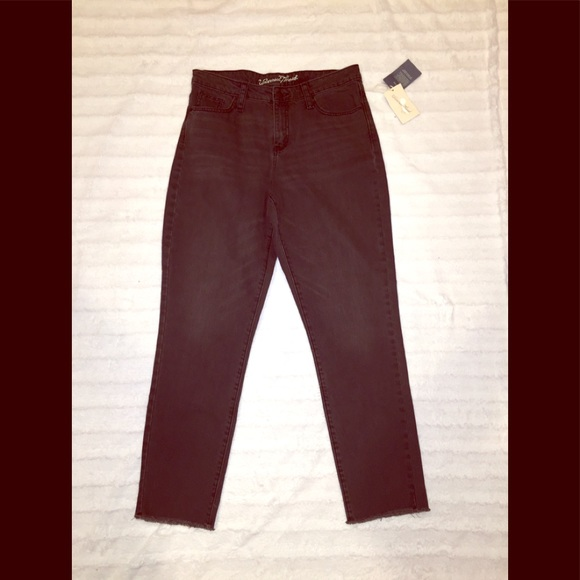 d63cde3bbe42 Universal Thread Women s High Rise Black Jeans 6L